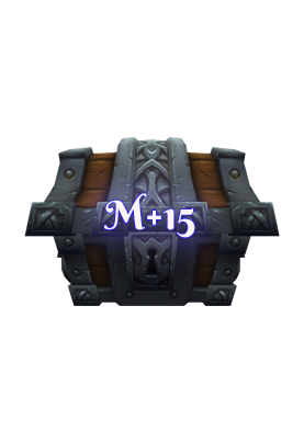MYTHIC+15 DUNGEON BOOST